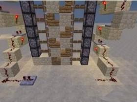 我的世界红石电梯怎么制作