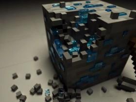 """我的世界用命令方块来做一个""""大鹏的羽毛"""""""