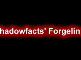 Shadowfacts' Forgelin Mod