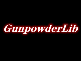 GunpowderLib Mod