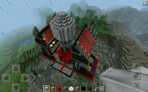 红色警戒版我的世界建筑图-mc中的红警单位
