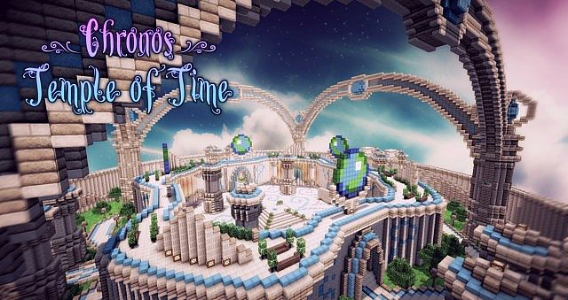 我的时空神殿主城地图下载