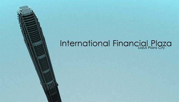 神还原 我的世界香港国际金融中心大楼