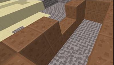 我的世界伸缩楼梯怎么做 教你制作伸缩楼梯