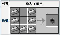 炼药锅怎么做?我的世界炼药锅有什么用途?