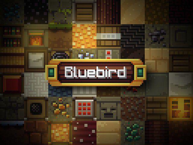 蓝鸟材质 丰富多彩的材质包