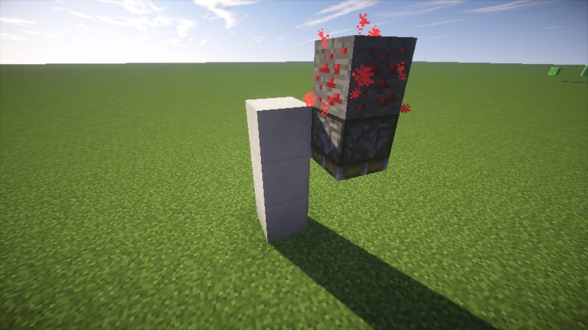 红石矿自动感应灯 高端建筑物