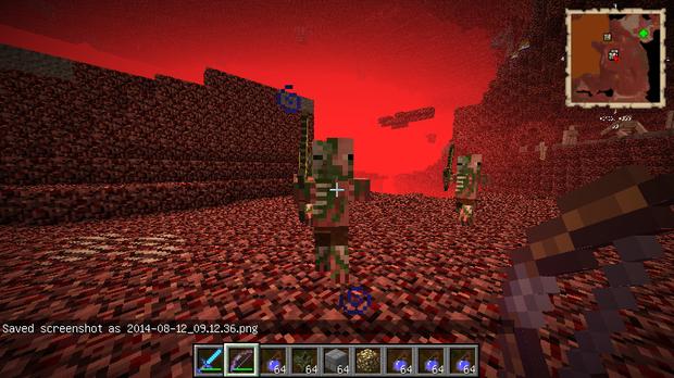 僵尸猪人 我的世界掉金锭的怪物