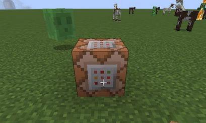 用execute命令点石成金 我的世界命令方块教程