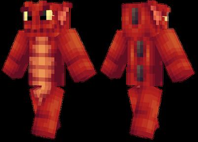 红海的怪物  可怕的怪物皮肤