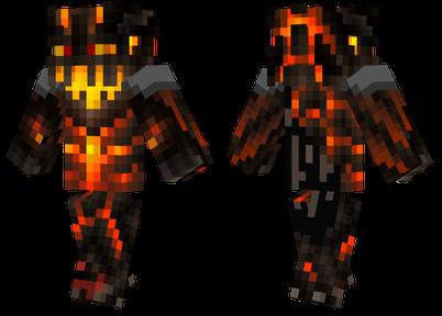 火的怪物 熔岩