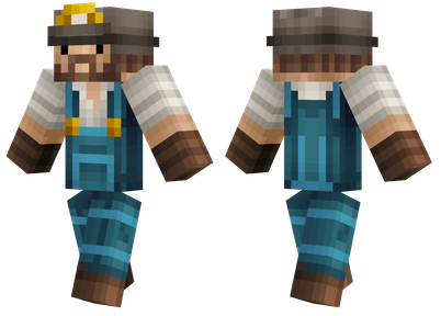 现实中的矿工