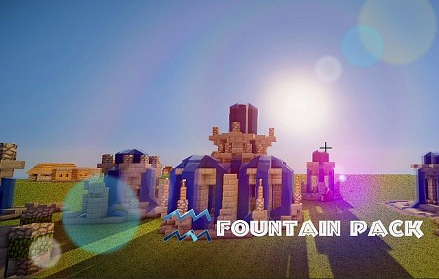 FOUNTAIN PACK 喷泉集合