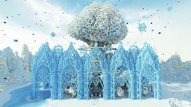 MYSTICAL ICE GARDEN 神秘的冰花园