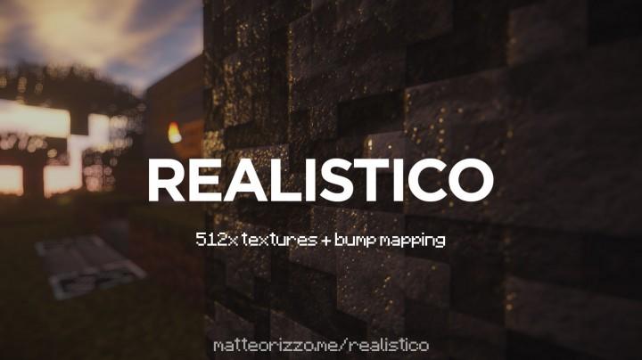 超真实材质包——Realistico