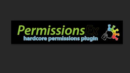 PermissionsEx——权限管理