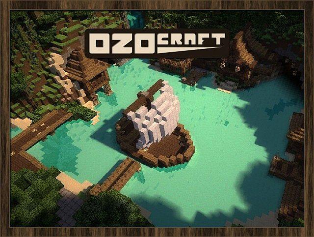 Minecraft OzoCraft 优秀材质