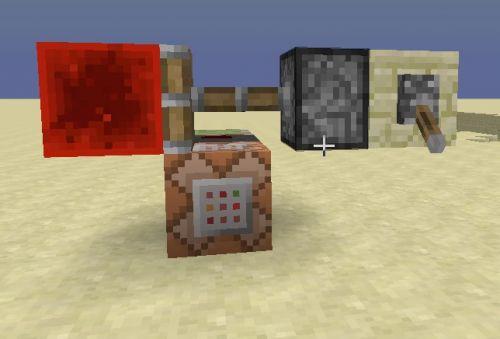 极限脉冲教程 命令方块教程