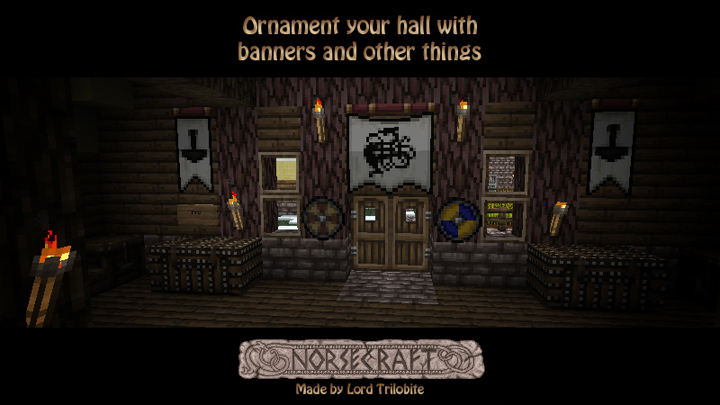 LordTrilobite's NorseCraft 材质包