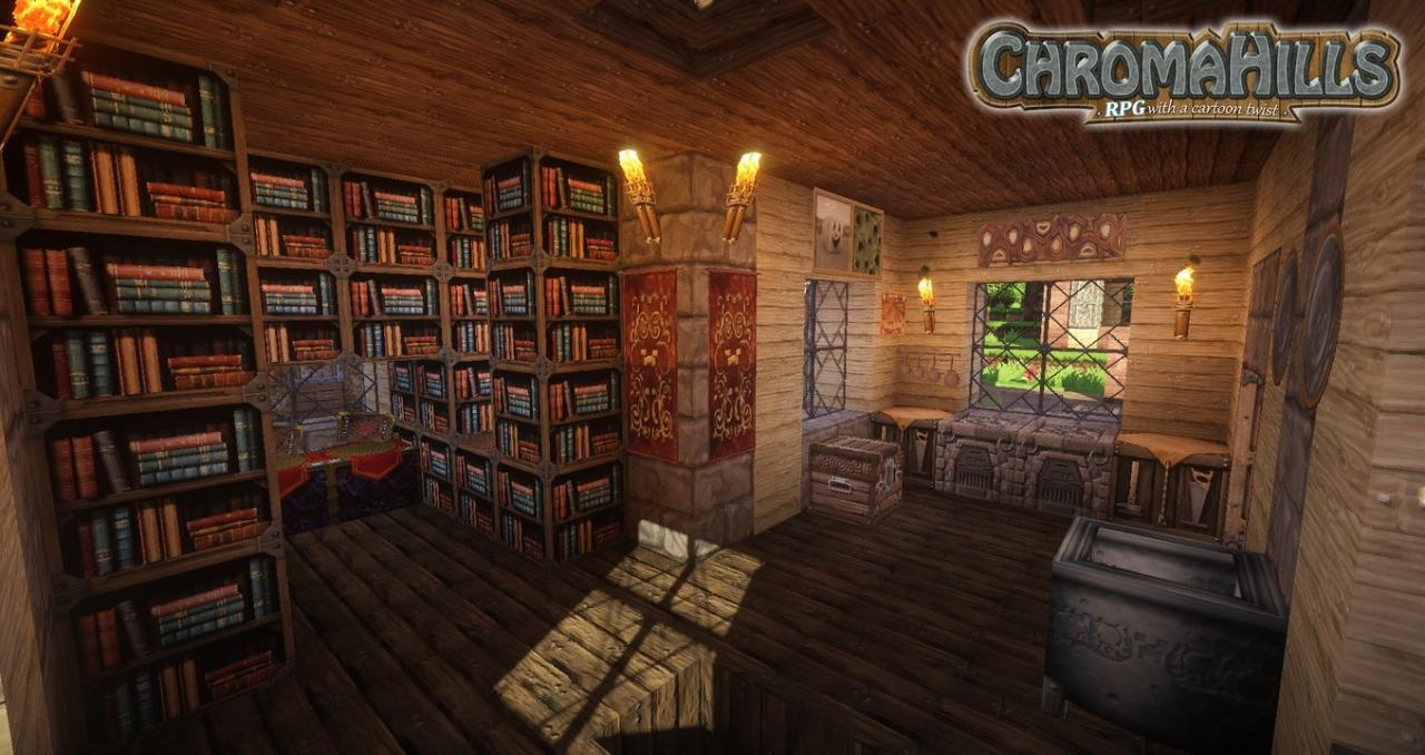 Chroma Hills RPG风格 材质包