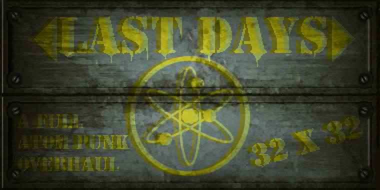 Last Days末世风格材质包