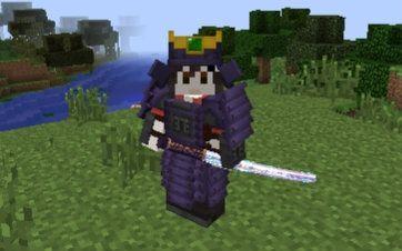 我的世界拔刀剑教程2:刀法与特性