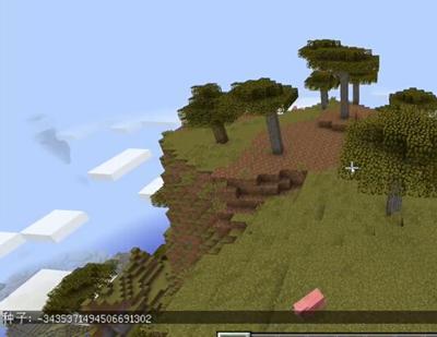 我的世界地图种子 - 高山地图种子代码