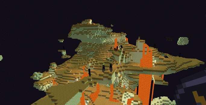 我的世界1.7.10极限末地扩展灼烧之岛谜题地牢攻略