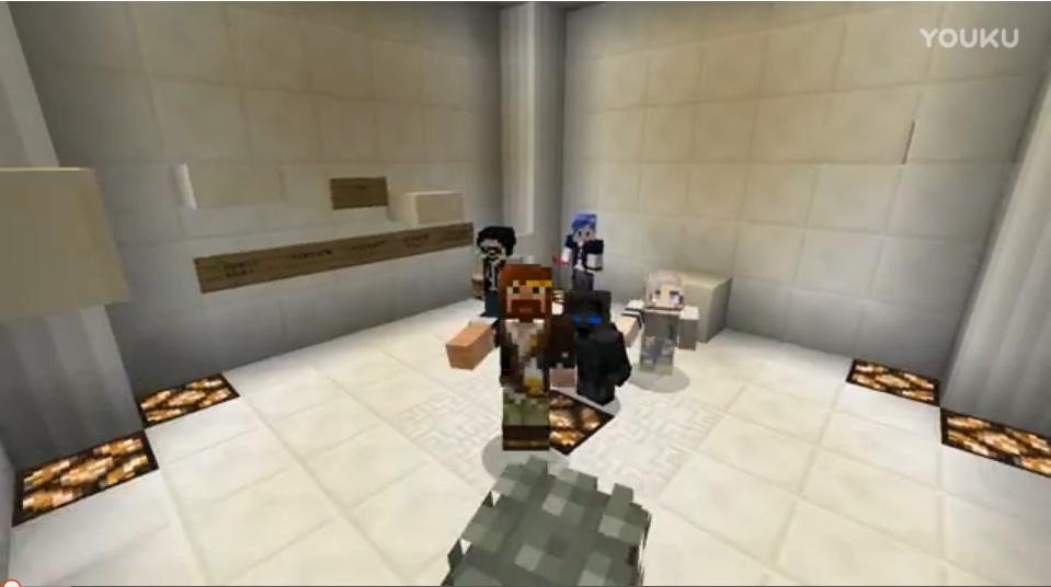 我的世界Minecraft《籽岷的1.12多人跑酷 休闲跑酷 环游Minecraft》
