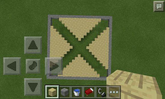 高效红石可控x型刷怪塔