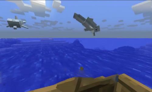 我的世界海豚怎么繁殖