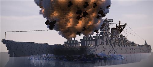 大神建筑 日本炮舰队