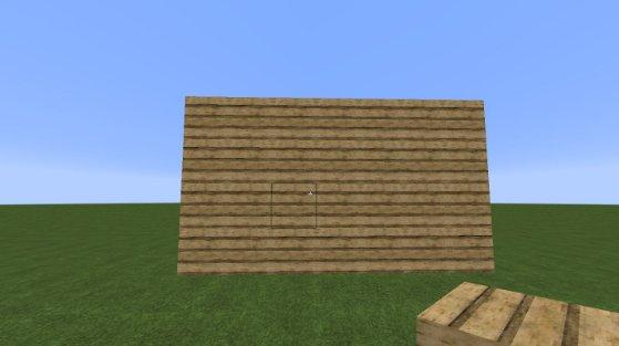 我的世界怎么建城墙