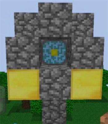 我的世界下界反应堆传送门