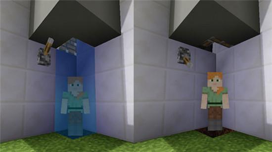 我的世界浴室制作教程