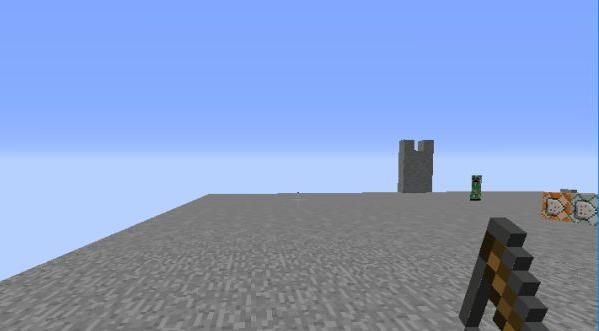 我的世界制作1.13轨道炮以及追踪弹道修正系统攻略