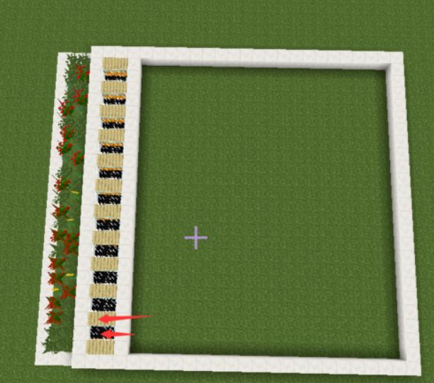 我的世界怎么建别墅