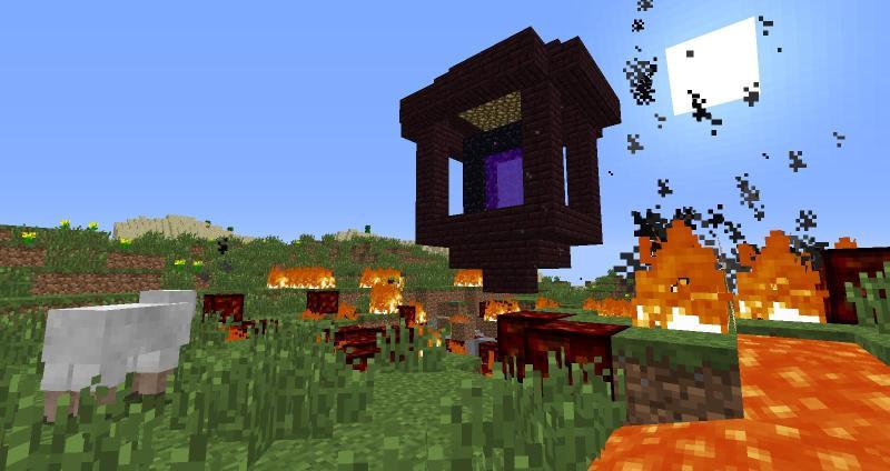 我的世界陨石mod 1.5.2-1.7.2