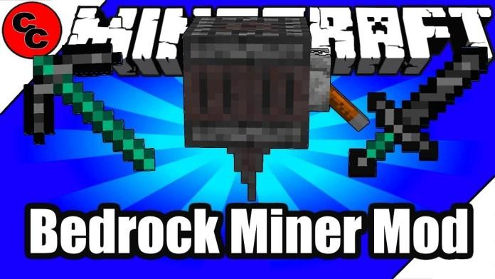 基岩矿工mod标志