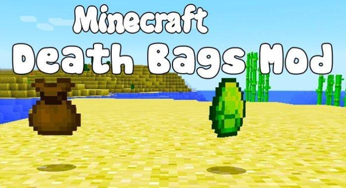 死亡背包 Death Bags Mod