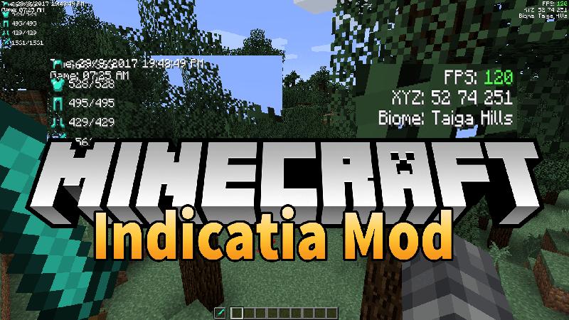 指示牌 Indicatia Mod