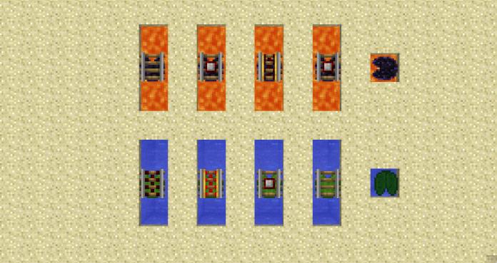 浮动导轨mod 4