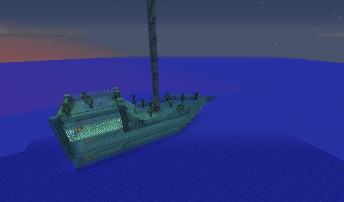 海盗mod 8
