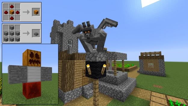 石像鬼 Gargoyles Mod