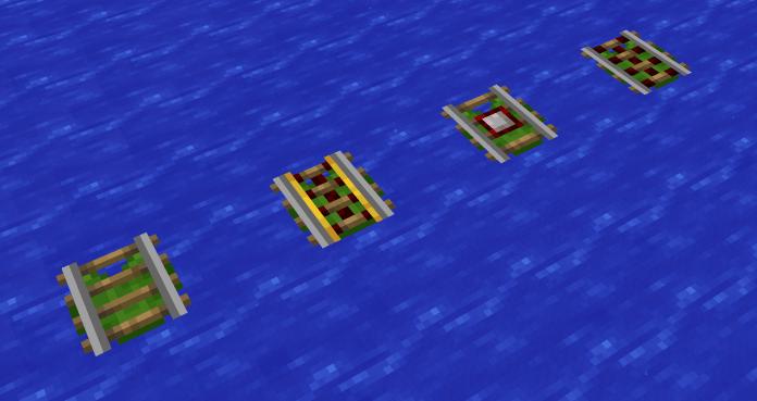 浮动导轨mod 7