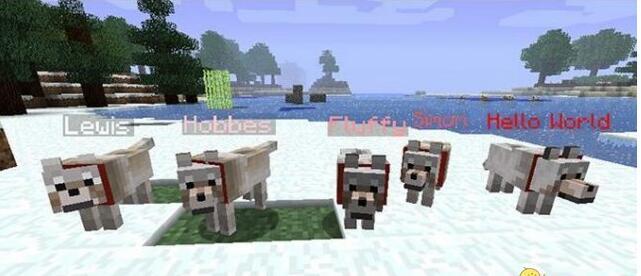 先进的狼 Tinkers' Construct Mod