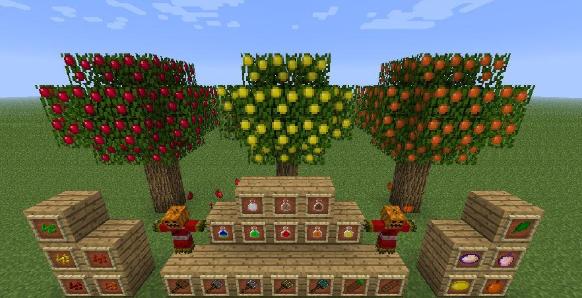 农业增强 Better Farming Mod
