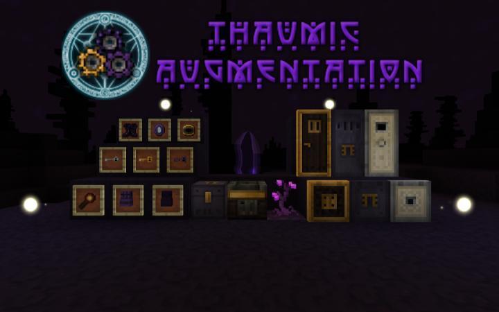 神秘进阶 Thaumic Augmentation Mod