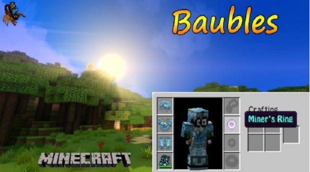 饰品栏 Baubles Mod