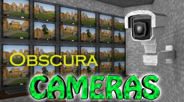 灰暗相机 Camera Obscura Mod